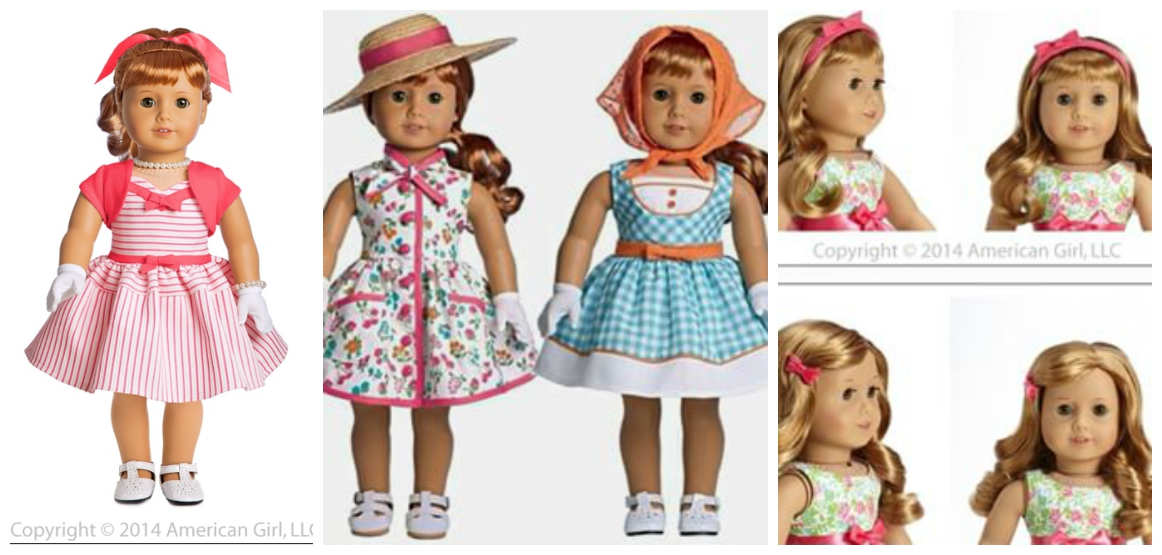 American Girl Maryellen Larkin My Doll Life